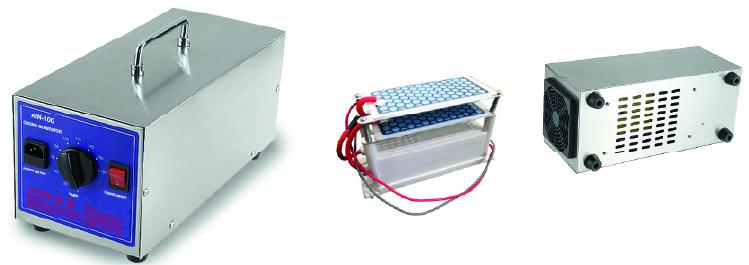 Maquina de Ozono MJS Cosméticos Avanzados