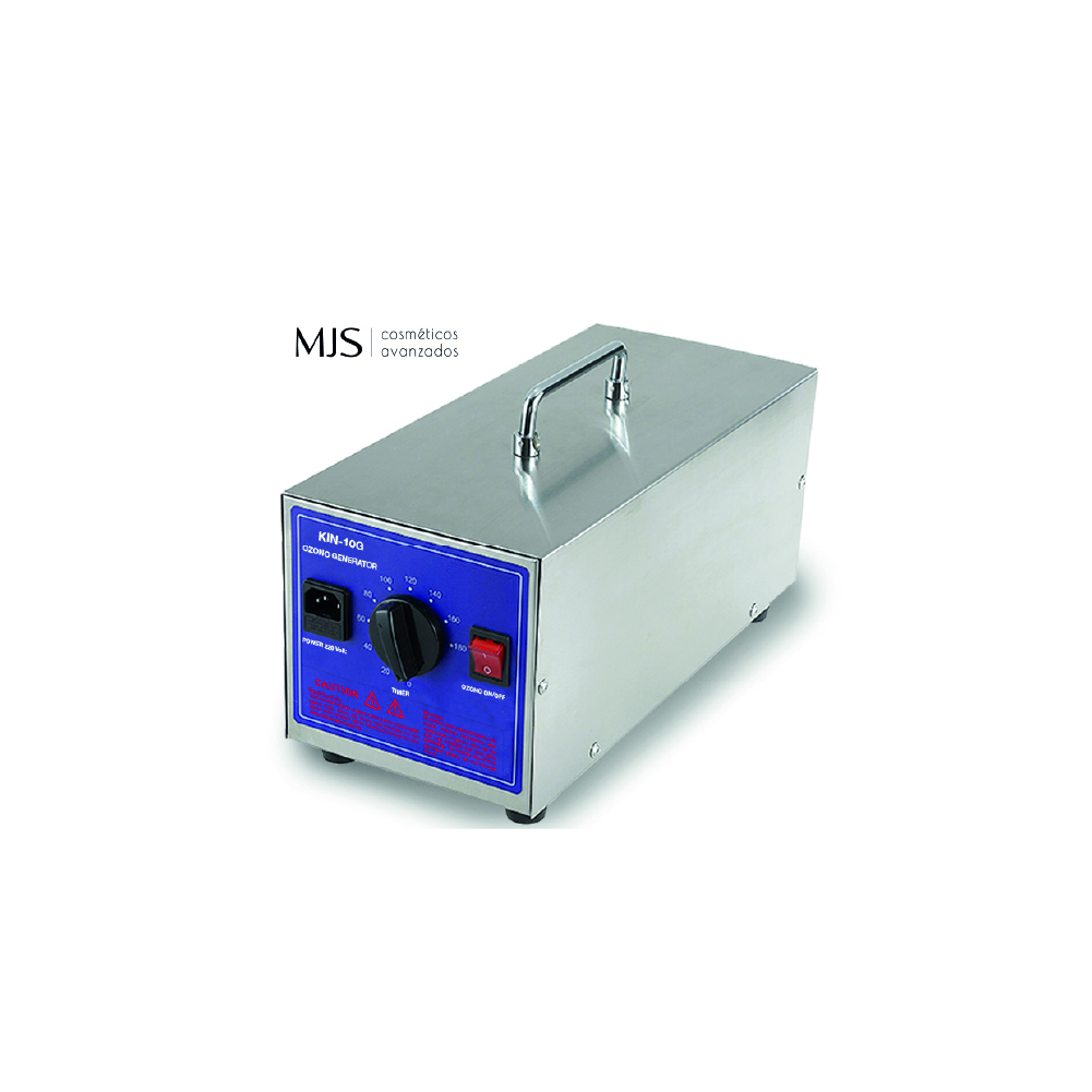Generador de Ozono MJS Cosméticos Avanzados